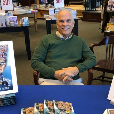 Author Ron Fulleman